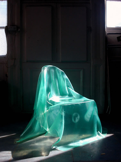 the ghost of a chair