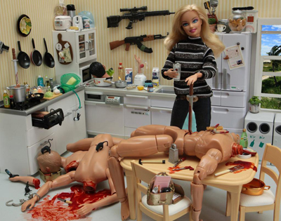 barbie assassine