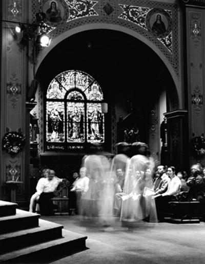 Fotografare senza vedere - Pete Eckert