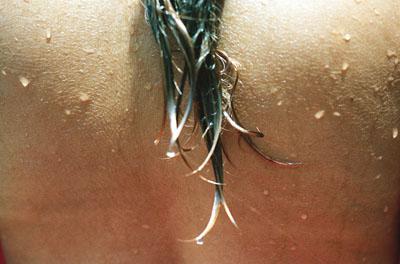 Ragazze con i capelli colorati Tamara-Lichtenstein
